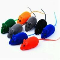 Mainan Kucing - Tikus Cit Bunyi Cat Toys Dog Toys