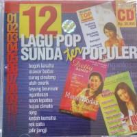 CD EXCLUSIVE 12 LAGU POP SUNDA TERPOPULER