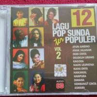 CD EXCLUSIVE 12 LAGU POP SUNDA TERPOPULER V-2