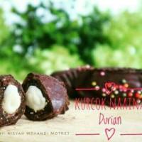 Jual kurma coklat isi keju, greentea, durian, strawberry Murah