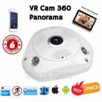 VR360-WIFI-A13 VR CAM 360 3D 1.3mp CCTV IPcam Wireless WiFi Panorama