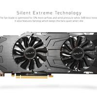 VGA GALAX nVidia Geforce GTX 1080 Ti EXOC (EXTREME OVERCLOCK) 11GB DDR