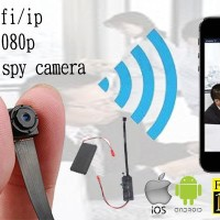 IP Cam wireless Wifi /Ip 1080p Hidden Spy Camera Module Video