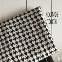 Jual Pashmina Monochrome Hounds Tooth - Mono Scraf HOUNDS TOOTH -Mono Scarf Murah