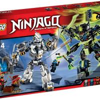 LEGO 70737 - Titan Mech Battle