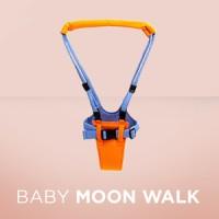 Baby Moon Walk Walker Helper O Long Peralatan Alat Perlengkapan Perawatan Bantu Jalan Berjalan Anak Bayi Balita Batita Inovasi