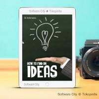Ebook Cara Mencari Ide Bisnis