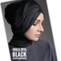 Inner Ninja Diva - Black