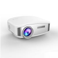 Infokus Infocus Projektor Proyektor Projector CHEERLUX C6 Mini LED