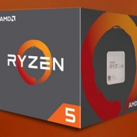 AMD Ryzen 5 1600 BOX 3.2Ghz Up To 3.6Ghz Cache 19Mb - Socket AM4