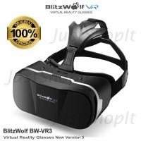 BlitzWolf BW-VR3 V3 3D VR Glasses (Samsung Gear VR killer)