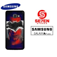 Hardcase Custom HP Samsung A7 2016 Batman v Superman Poster Casing Cov