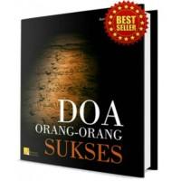 Buku Islam Doa Orang orang sukses Dr. H Aam Amirudin Best Seller