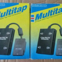 Multitap PS2 4 player