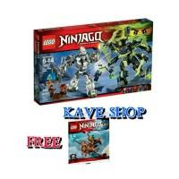Lego 70737 Ninjago : Titan Mech Battle