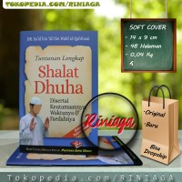 Panduan / Tuntunan Lengkap Shalat Dhuha [ Pustaka Ibnu Umar ] Riniaga