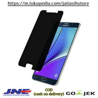 Tempered Glass Spy Samsung Galaxy J5 Prime Anti Gores Kaca Privacy Gel