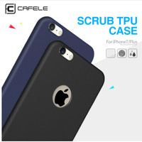 iPhone 6/6s/6+/7/7 Plus - Cafele Case Matte Silicone Casing Soft Cases