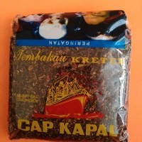 Tembakau Kretek Premium Cap Kapal Bandung/Tembakau Djarum Super Grad B