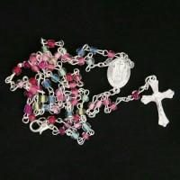 Kalung Rosario untuk anak/anak, gambar permen tidak bisa pilih