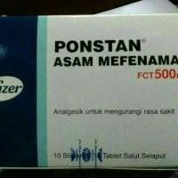 PONSTAN/obat sakit gigi