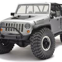 Axial SCX10 2012 Jeep Wrangler Unlimited Rubicon 1/10 4WD (AX90028)
