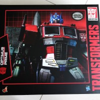 Hot Toys Transformers Optimus Prime Special edition - MISB