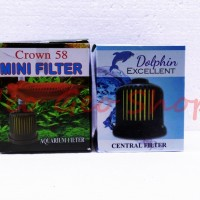 mini filter internal aquarium aquascape