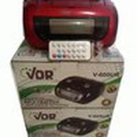 Speaker Full Function Multimedia + Remote Control V-600 Mumpung Sup