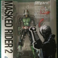 SHF Masked Rider 2 The First Version
