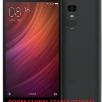 Jual XIAOMI REDMI NOTE 4 4/64 - SNAPDRAGON -ROOM GLOBAL STABLE OFFICIAL Murah
