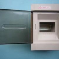 Box Mcb 4 Group (Tanam) Transparan Merk Greet Kualitas Bagus Fuse Box-