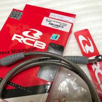 Teflon Brake house / selang rem RCB Yamaha Nmax / Yamaha Aerox 155