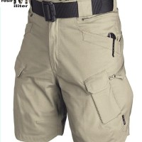 Celana Tactical BlackhawK Pendek Cream