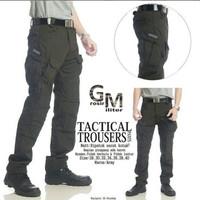 Celana Tactical Blackhawk Panjang Hijau