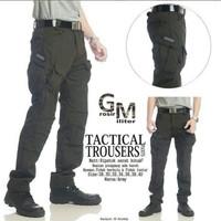 Celana Tactical Blackhawk Panjang Ukuran Besar