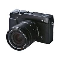 KAMERA FUJIFIM X-E1 KIT 18-55 black