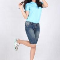 Celana Pendek Wanita Jeans (7710B)