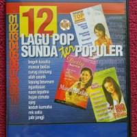 VCD ORIGINAL 12 LAGU POP SUNDA TERPOPULER