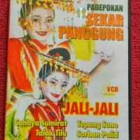 VCD ORIGINAL JAIPONG PADEPOKAN SEKAR PANGGUNG