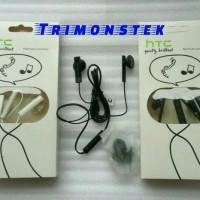 Cuci Gudang Stereo Headset / handsfree HTC Original Good Sound