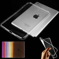 Armor Bumper Silicon Ultra Thin Bening Soft Case Cover Casing Ipad 5