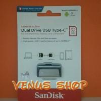 SANDISK OTG TYPE C 32GB 150MB/S / DUAL DRIVE TYPE C 32 GB 150MBPS