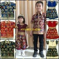 Kemeja / Hem / Atasan / Baju / Anak Laki Laki Batik 1179