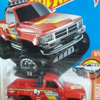 Hot Wheels 1987 TOYOTA PICKUP TRUCK Diecast Mobil Off Road