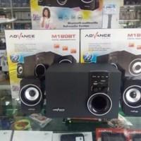 Jual Speaker Advance M180BT Bluetooth Speker Aktif Portable Subwoofer BASS Murah