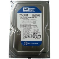 Harddisk HDD 3.5 250Gb sata PC HD 3,5 Hardisk WDC 250 Gb Internal NEW