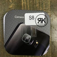 Flexible glass samsung galaxy s8 pelindung antigores kamera camera
