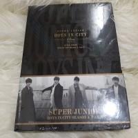 Super Junior - Super Junior Boys in City Season 4. Paris