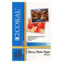 Harga coral glossy photo paper 4r   Hargalu.com